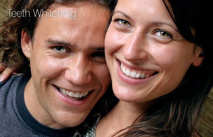 Whitening can gave you a more beautiful smile